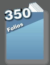 350 folios