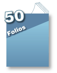 50 folios